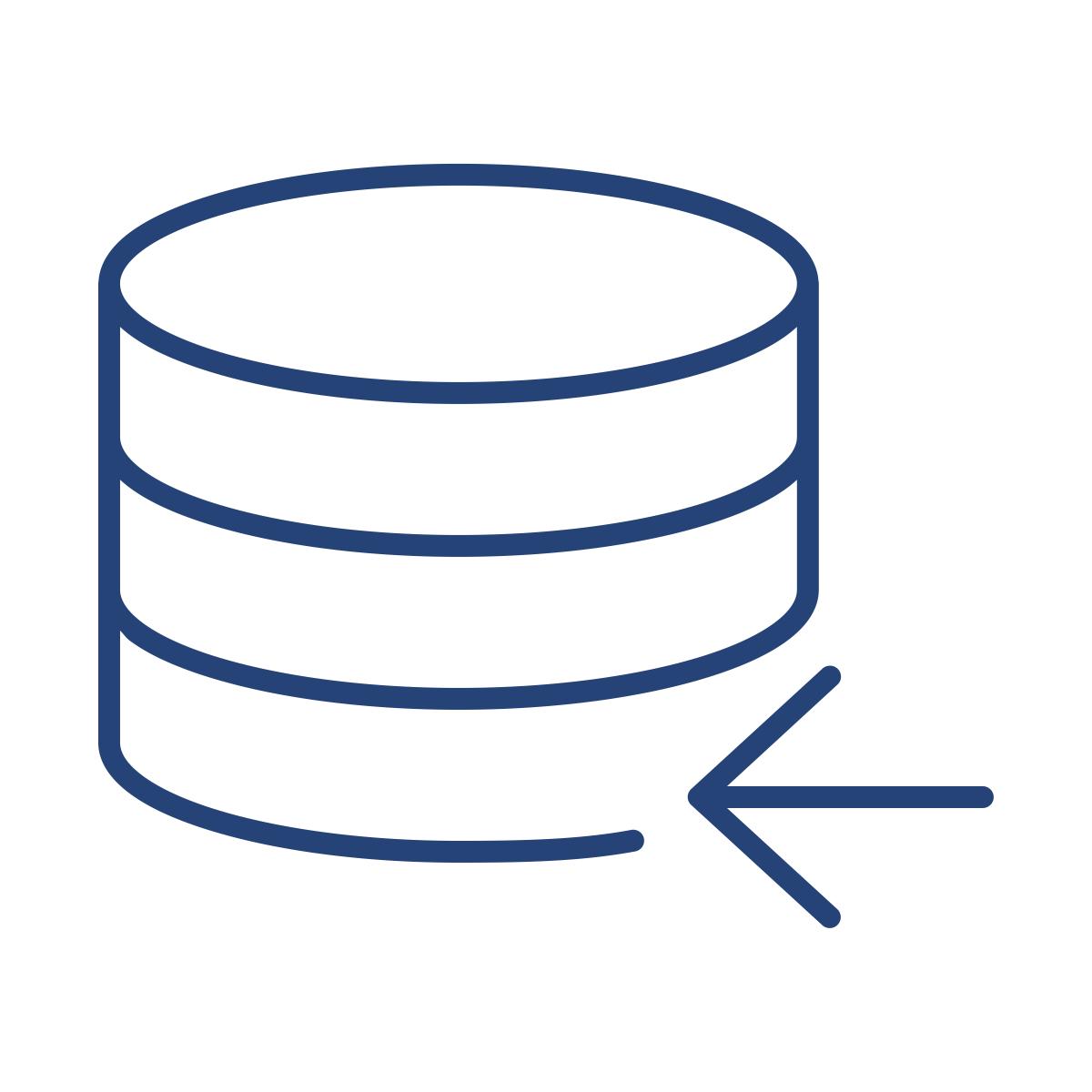 Import external data sources