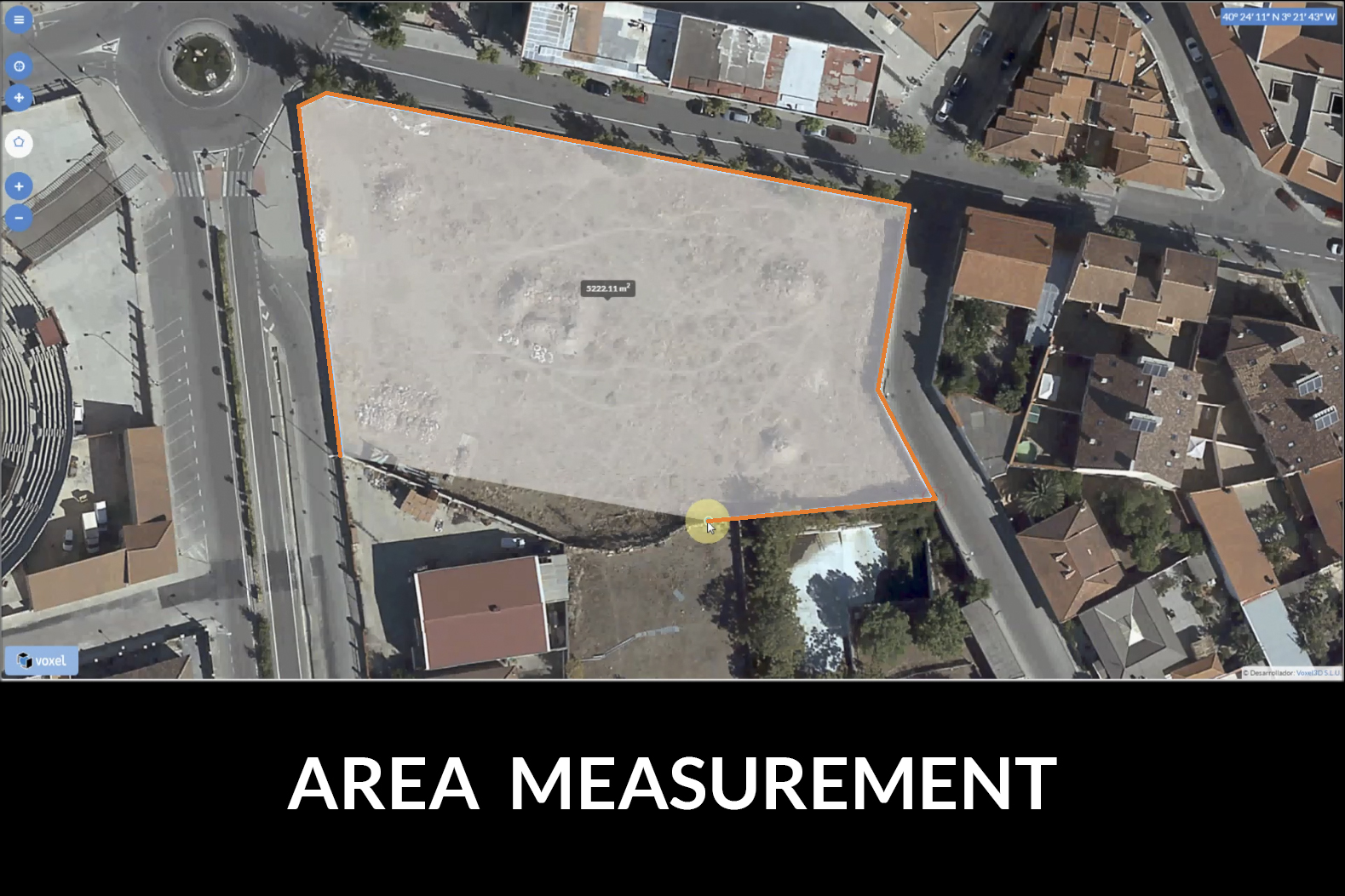 Extract all the value of oblique imagery
