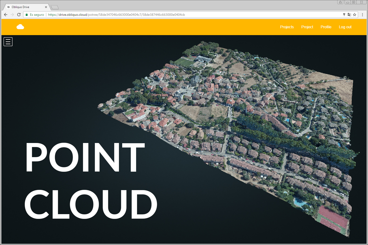 The cloud warehouse for your geospatial data
