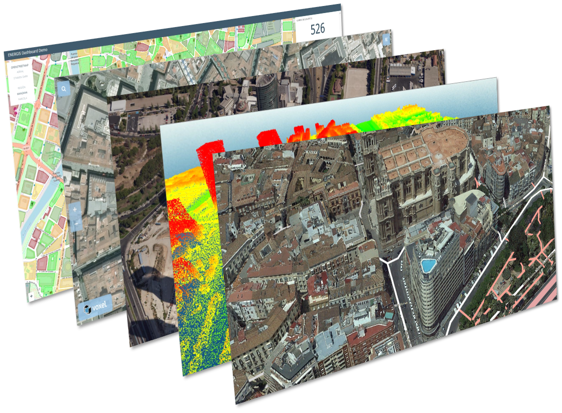 3D GIS geospatial mapping software solutions - Obliquo Cloud