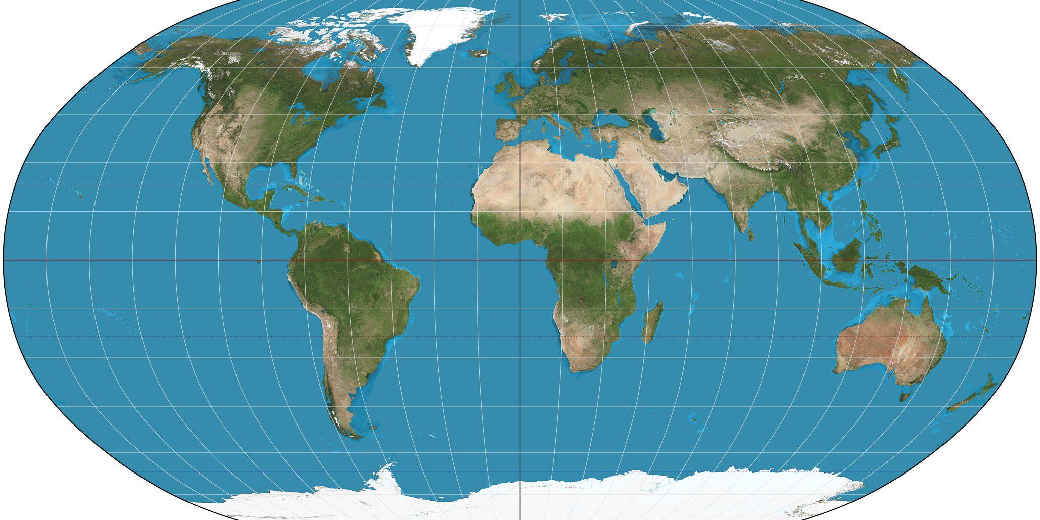 Cuales Son Las Proyecciones Cartograficas Mas Utilizadas